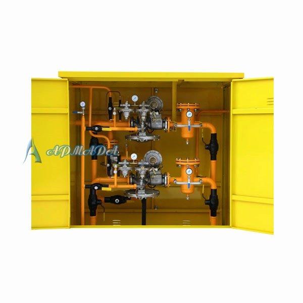 Газорегуляторный пункт шкафной ГРПШ-15-1Н-У1